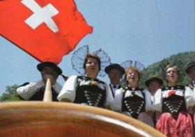 Berner Oberland houdt tradities springlevend.