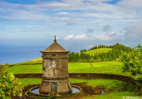 São Miguel Island op de Azoren