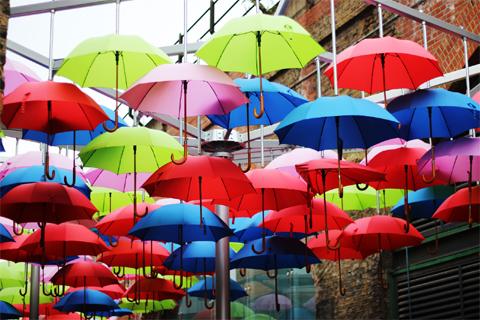 agueda umbrella festival