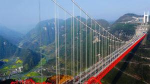 Aizhai brug China
