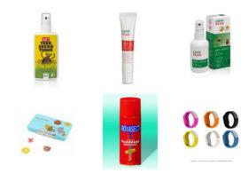 Anti Insecten spray en anti muggen armbanden