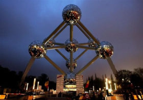 Vakantieparken in België
