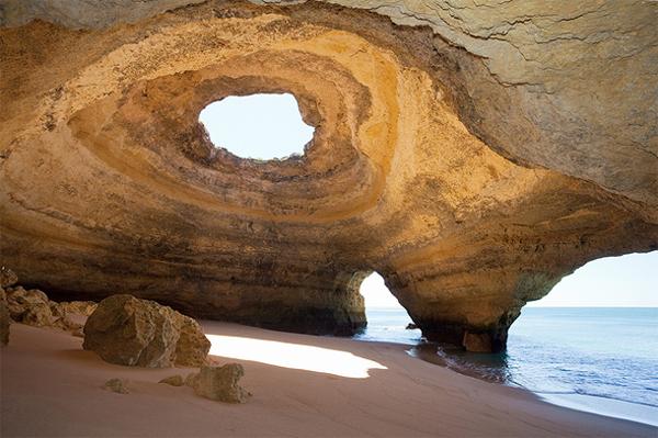 benagil grot