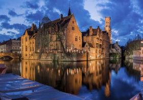 Brugge parel van de Vlaamse steden