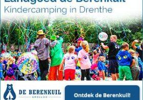 Kindercamping de Berenkuil