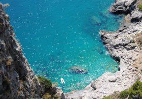 Capri is een pareltje in Italië.