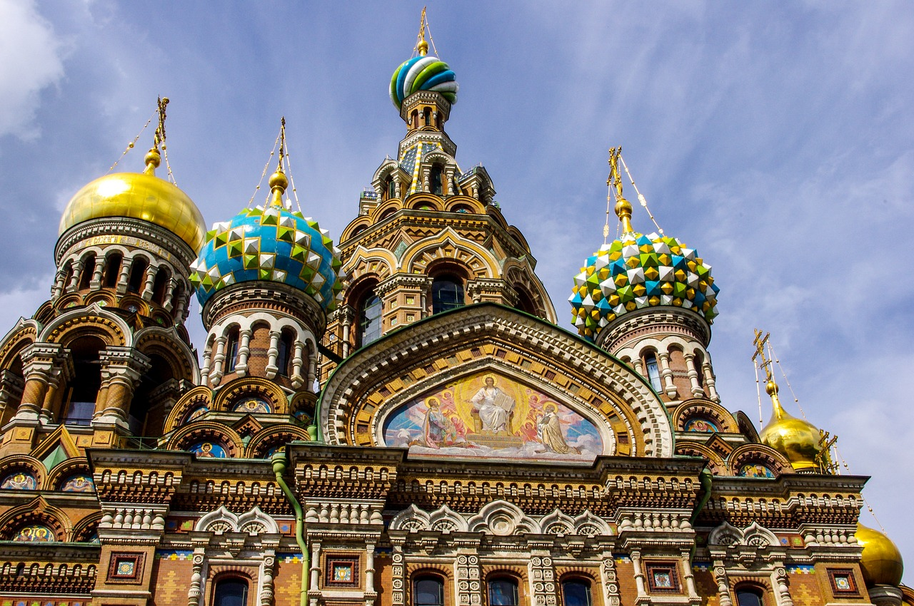 cathedral St Petersburg