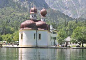 De Königssee  hoort met zekerheid bij de mooiste meren ter wereld