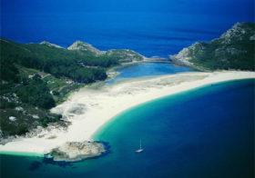 Cies eilandgroep voor een subtropische belevenis