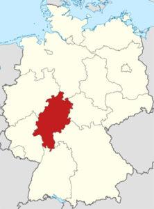 deelstaat hessen