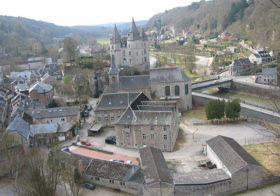 Durbuy was lang het kleinste dorp ter wereld.