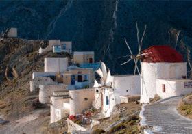 Karpathos een Grieks onbekend eiland.