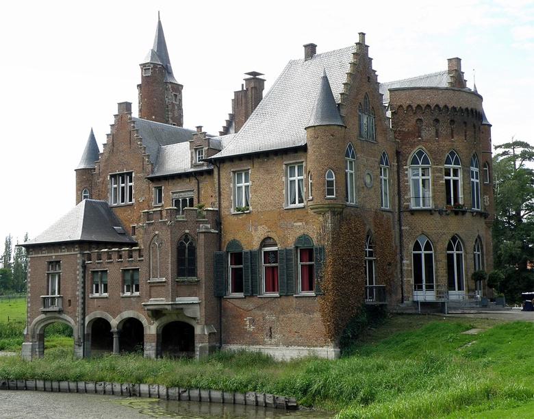kasteel belgie