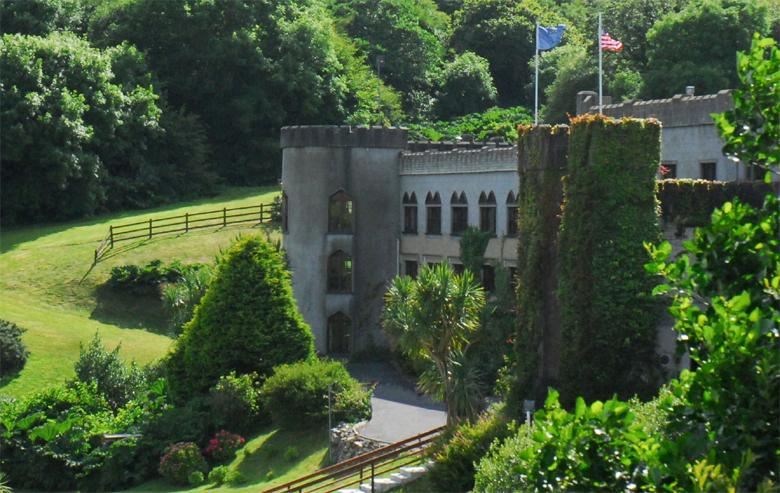 kasteel hotel ierland