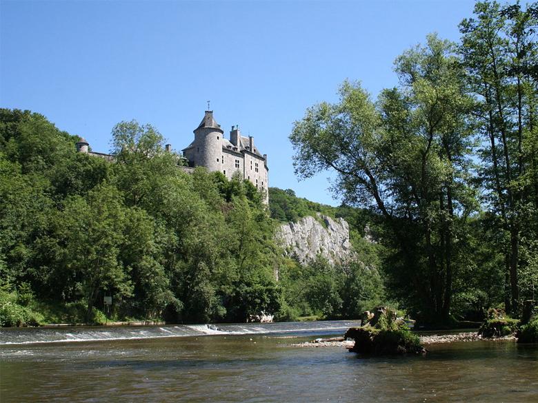 kasteel walzin