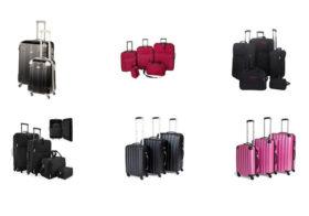 Koffersets in vele maten en uitvoeringen vanaf € 11,99