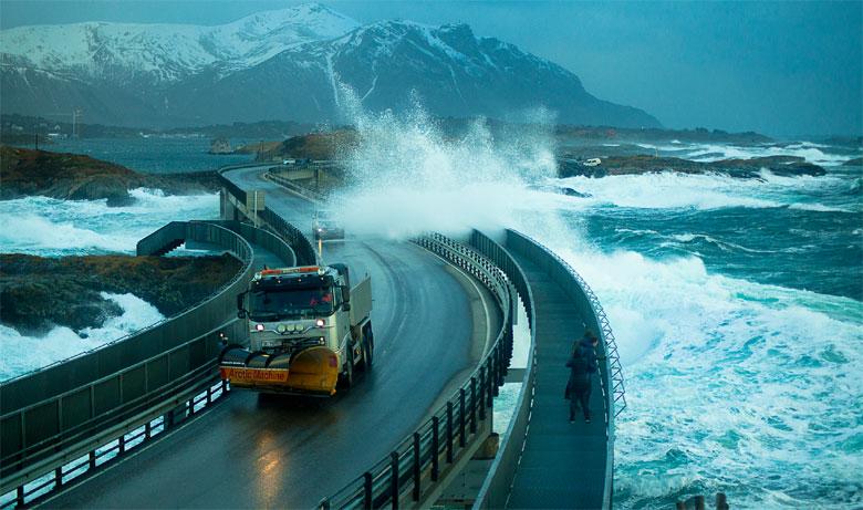 kustweg noorwegen