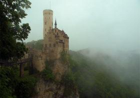 Lichtenstein een sprookjes kasteel