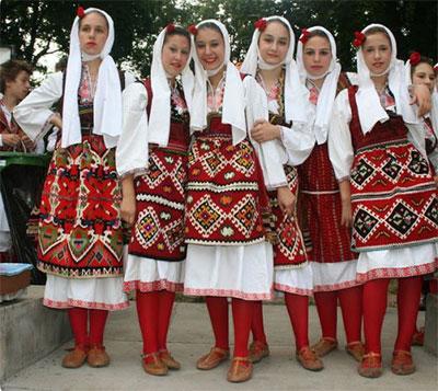 Macedonie Klederdracht Vakantieroute