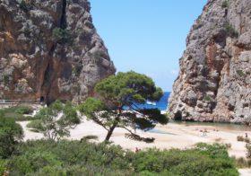 Sa Calobra Mallorca.