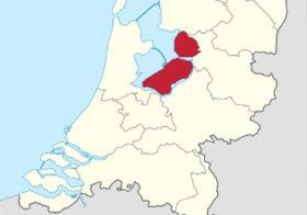 Vakantie in Flevoland