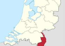 Vakantie in provincie Limburg
