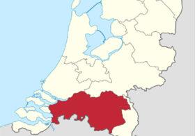 Vakantie in provincie Noord-Brabant