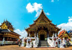 Noord-Thailand is een fantastisch vakantieland