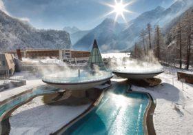 Aqua Dome in Längenfeld Tirol Oostenrijk