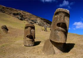 Paaseiland is één van de meest afgelegen eilanden op aarde.