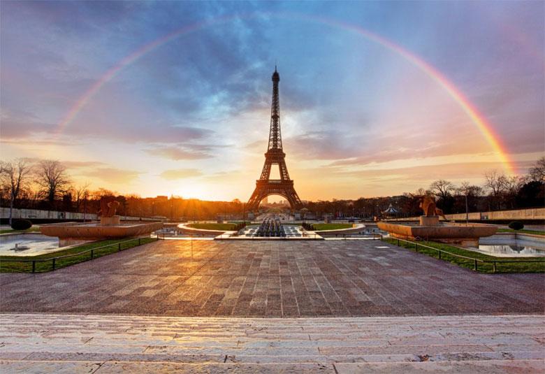 stedentrip-Parijs