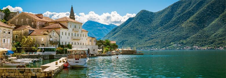 vakantie in Montenegro