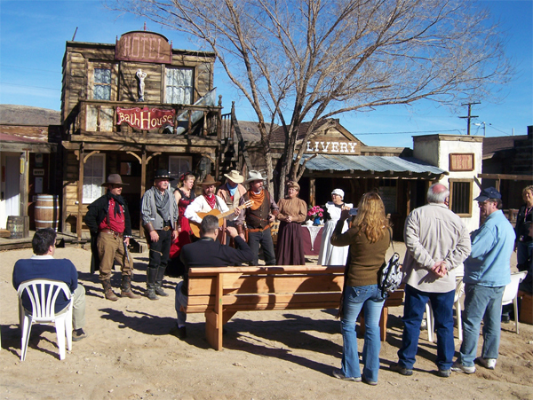 Pioneertown, Yucca Valley, Carlifornië