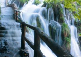 Plitvice in Kroatië