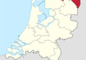 Vakantie in provincie Groningen