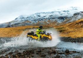 Quad excursie Quad Mad Reykjavik IJsland