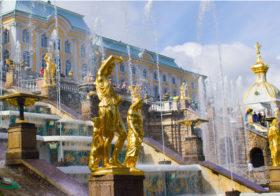 Sint-Petersburg een Russische stad van formaat