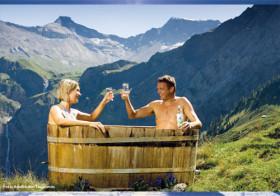 Winter en zomer in Tirol Oostenrijk