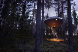 Tree Hotel Zweden