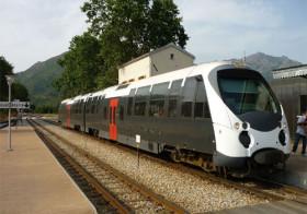 Corsica, neem eens de trein