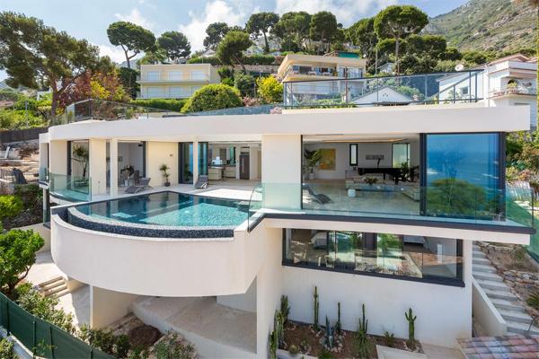 Villa Paradise Éze Frankrijk